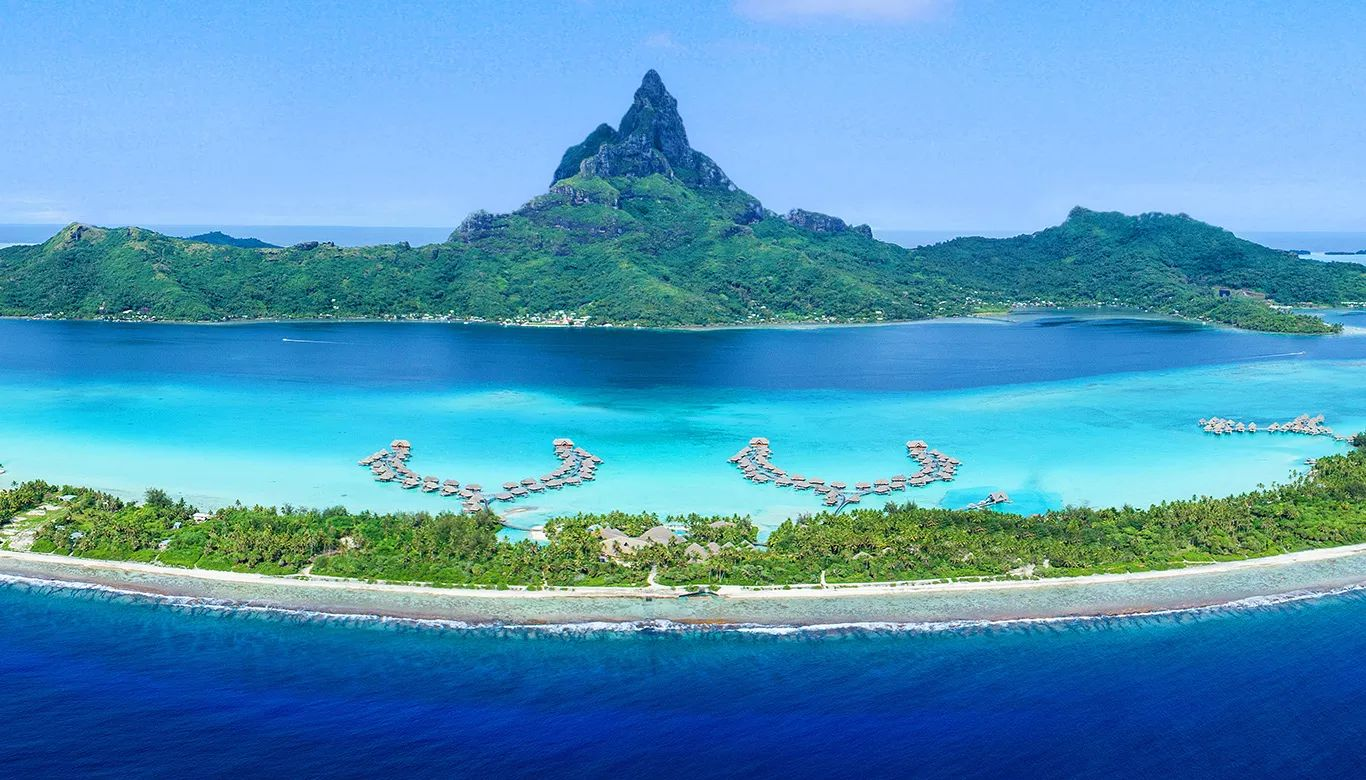 Bora Bora Intercontinental Thalasso Resort & Spa 5*